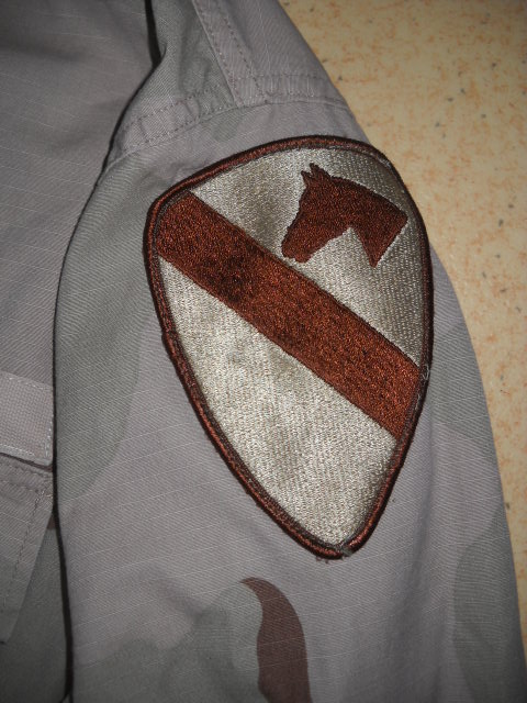 Tenue  DCU (veste, pantalon...). Dscn3062