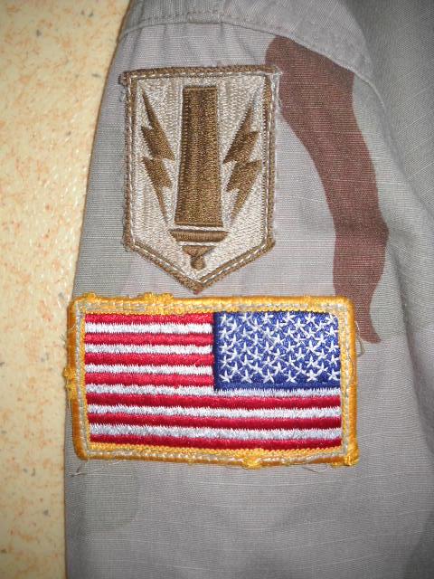 Tenue  DCU (veste, pantalon...). Dscn3063