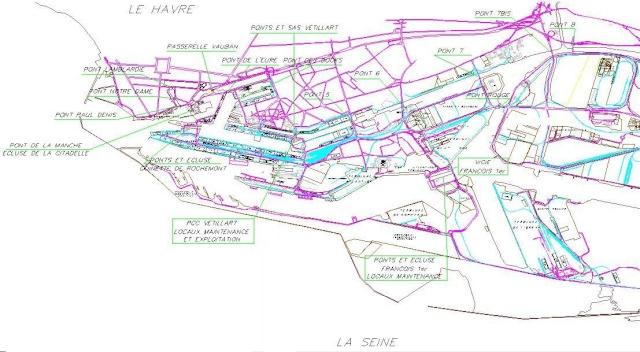 Inventaire des ponts et écluses Locali11