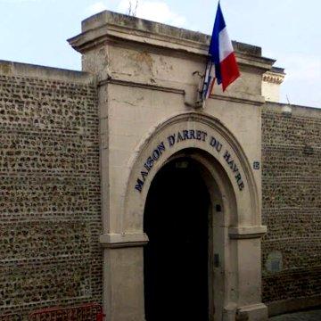 La maison d'arrêt du Havre Prison10