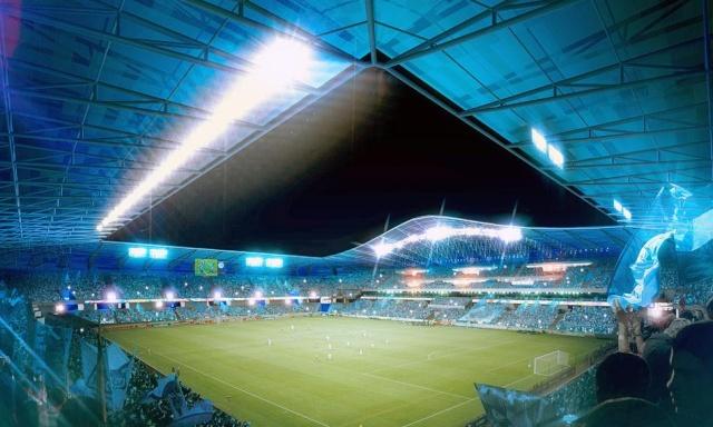 Le grand stade du Havre Stade111