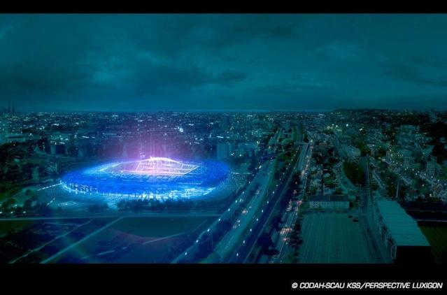 Le grand stade du Havre Stade310