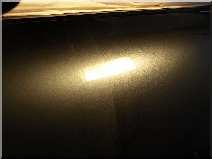 les micro rayure ... swirs et hallo bye bye P1013010