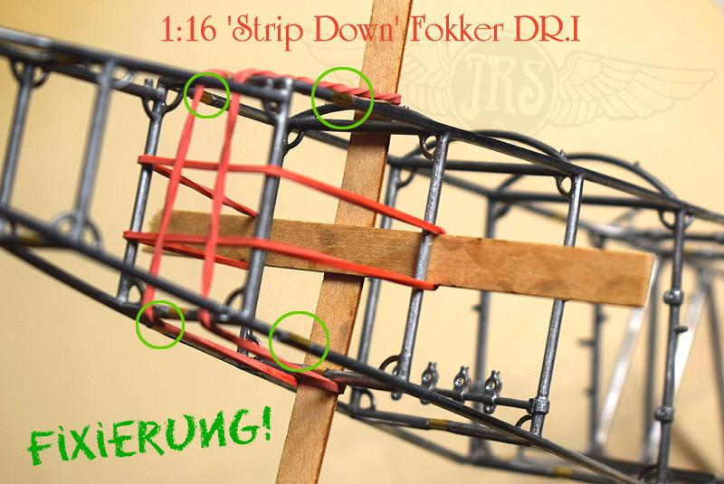 'Strip Down' Fokker DR.I / Artesania Latina, 1:16 Dr_i_031