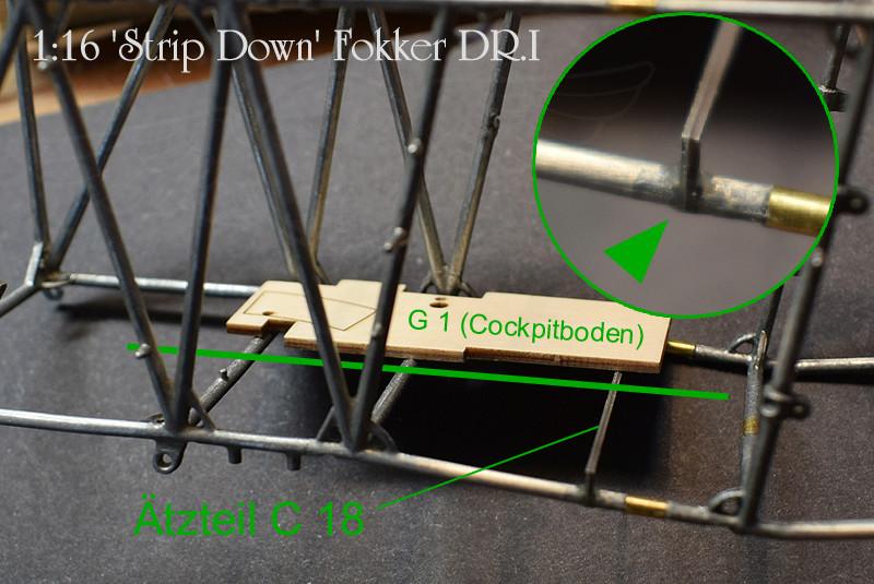 'Strip Down' Fokker DR.I / Artesania Latina, 1:16 Dr_i_032
