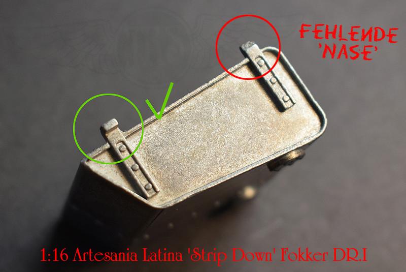 'Strip Down' Fokker DR.I / Artesania Latina, 1:16 Dr_i_033