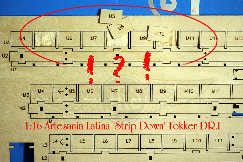 'Strip Down' Fokker DR.I / Artesania Latina, 1:16 Dr_i_037