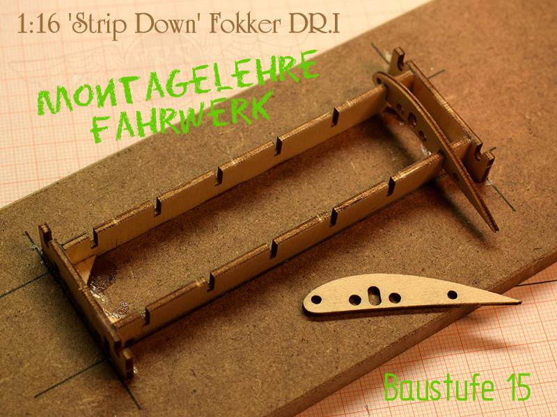 'Strip Down' Fokker DR.I / Artesania Latina, 1:16 Dr_i_040