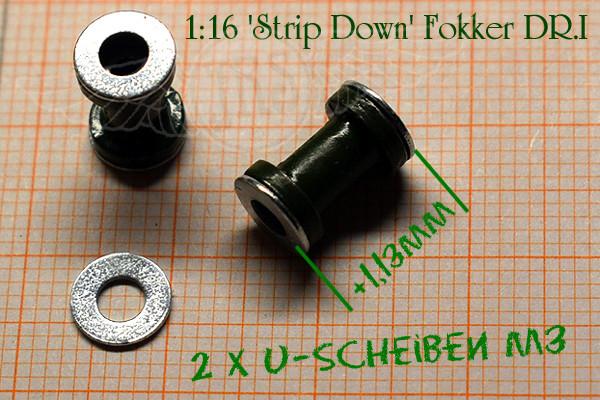 'Strip Down' Fokker DR.I / Artesania Latina, 1:16 Dr_i_045