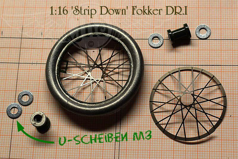 'Strip Down' Fokker DR.I / Artesania Latina, 1:16 Dr_i_046