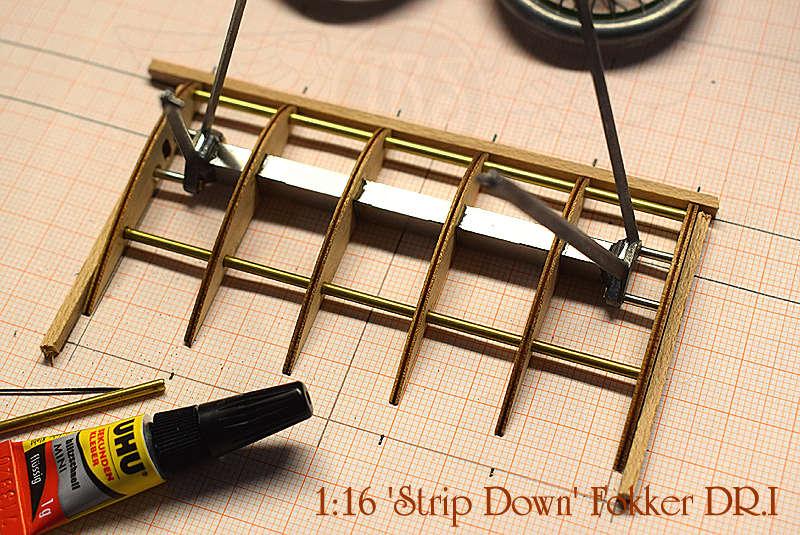 'Strip Down' Fokker DR.I / Artesania Latina, 1:16 Dr_i_047