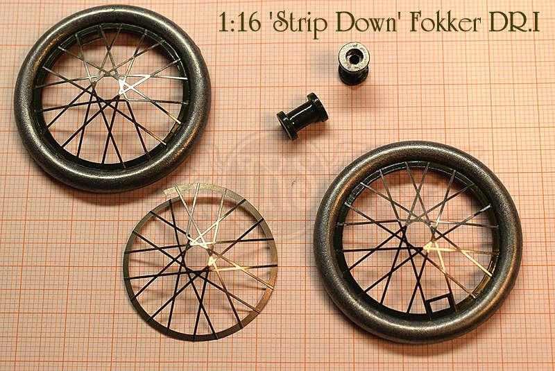 'Strip Down' Fokker DR.I / Artesania Latina, 1:16 Dr_i_048