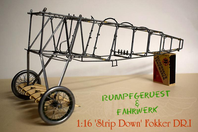 'Strip Down' Fokker DR.I / Artesania Latina, 1:16 - Seite 2 Dr_i_049