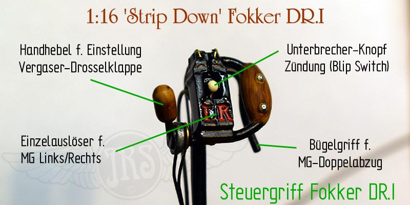 'Strip Down' Fokker DR.I / Artesania Latina, 1:16 - Seite 2 Dr_i_080