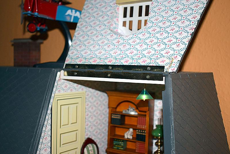 Puppenhaus DelPrado mit Umbau / Änderung / Zubehör - Seite 2 Haus10