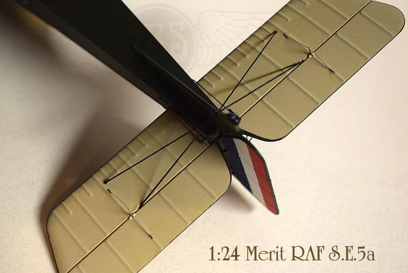 RAF S.E.5a / Merit, 1:24 - Seite 3 Merit_25