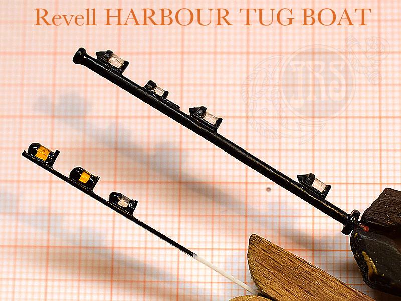 Harbour Tug Boat / Revell, 1:108* Tug_0118