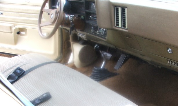 75 s3 4-speed console? Bench10