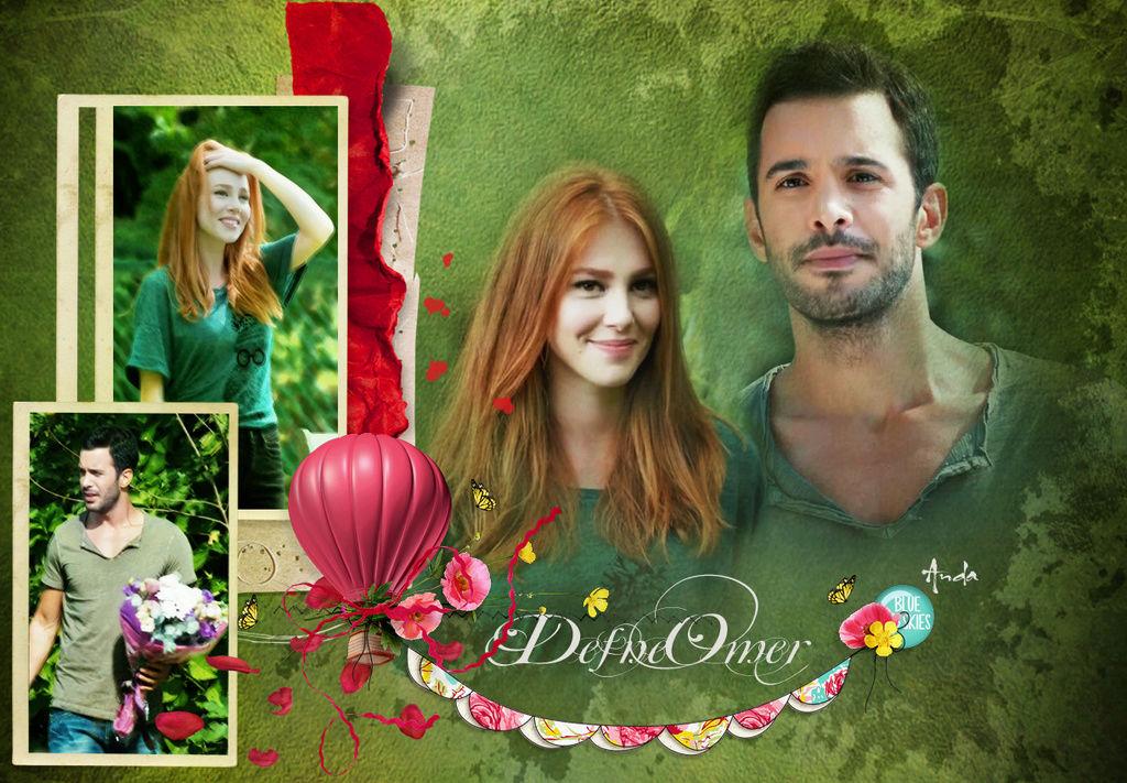 Defne si Omer - poze editate in photoshop / Anda designs Defneo30