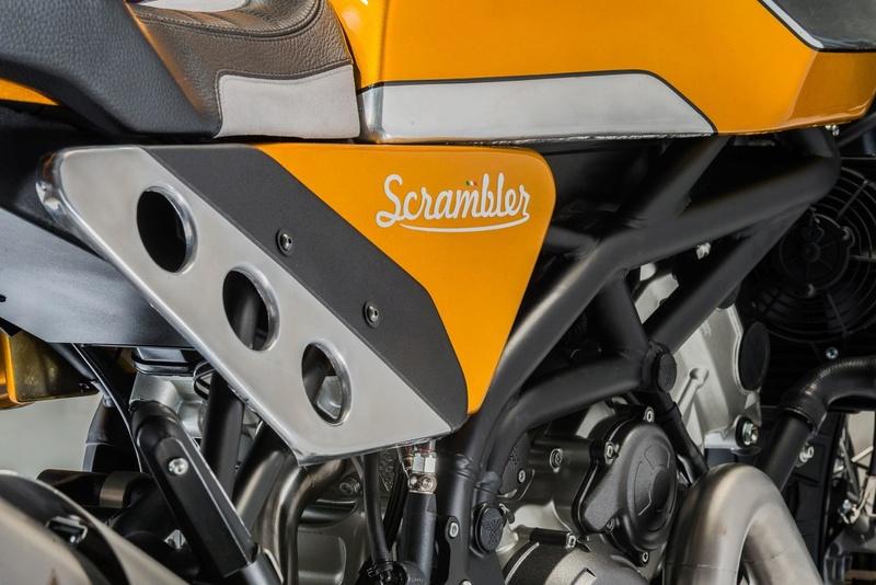 Le nouveau Scrambler 2018 23275510