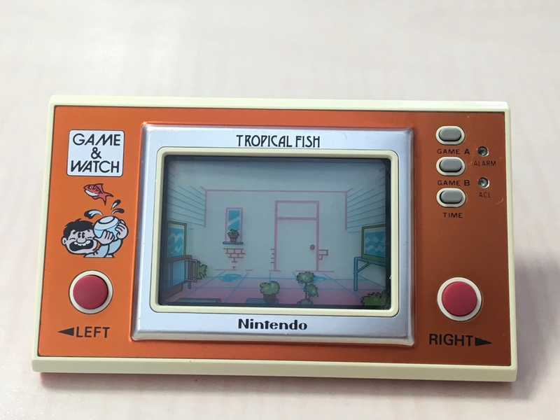 G & W Tropical fish + Divers Master system Mms_2010