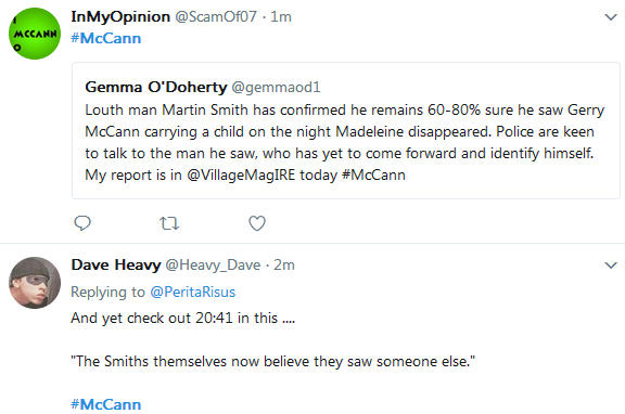 Gemma O'Doherty: 'Maddie: Did the BBC bend the truth?' 1216