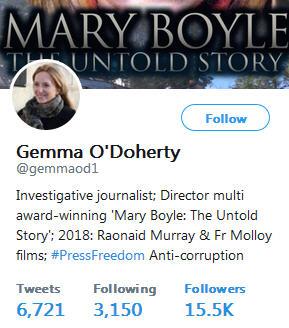 Gemma O'Doherty investigative journalist will soon publish details of her investigation into the Madeleine McCann case 167