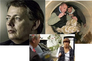 Kevin Halligen: blood-soaked body of 'James Bond-style' private eye who conned the fund to find Maddie McCann out of £300,000 is found at his mansion 250