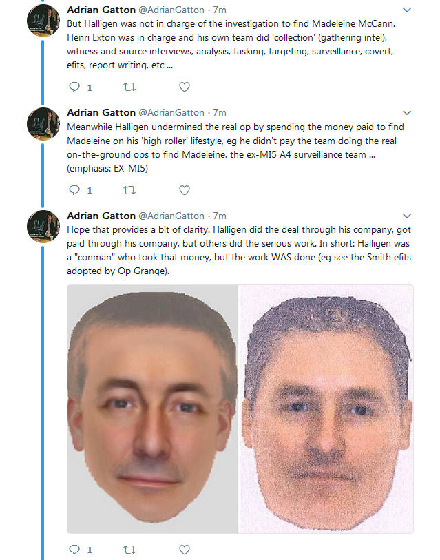 UPDATE: **'INQUEST - 24 January 2018'** The Complete Mystery of the Death of Kevin Halligen: An Update 15 January 2018 253