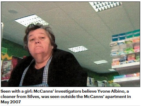 'Suspect/Sighting of the Day': A list of known suspects in the Madeleine McCann case - Page 2 311