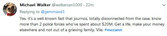 Gemma O'Doherty investigative journalist will soon publish details of her investigation into the Madeleine McCann case 536
