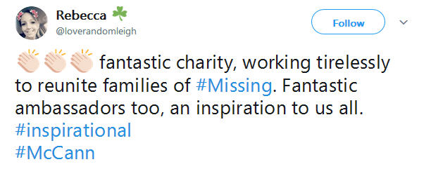 Stephen Fry  wants people to support Missing People this Christmas 614