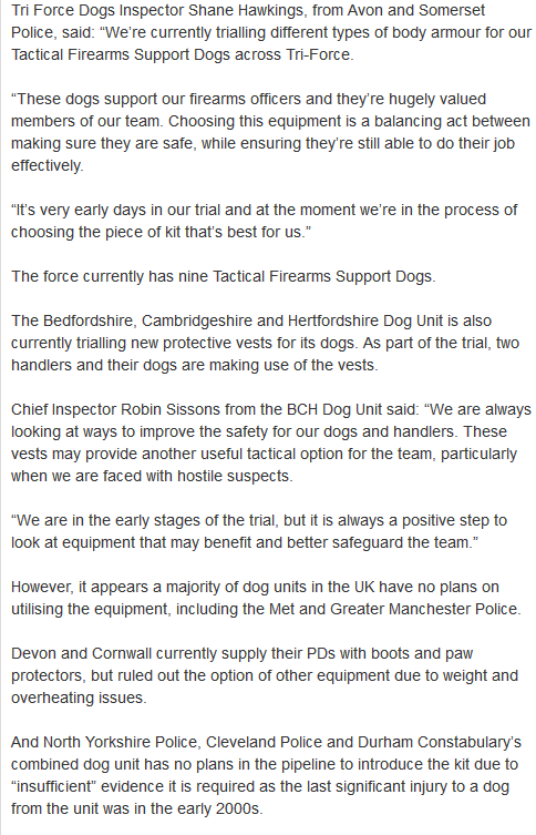 Those incredibly 'unreliable' DOGS............again! - Page 6 616