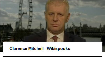 Clarence Mitchell gets an entry on WIKISPOOKS Cmw10