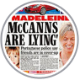 McCann's Lies and Discrepancies