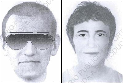 'Suspect/Sighting of the Day': A list of known suspects in the Madeleine McCann case Notw-111