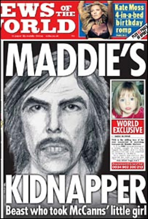 'Suspect/Sighting of the Day': A list of known suspects in the Madeleine McCann case Notwma10