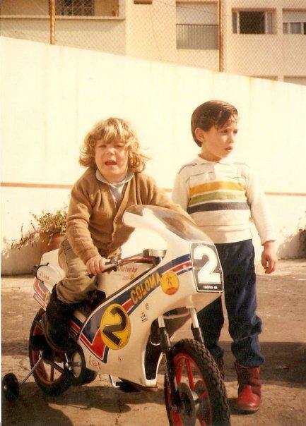 moto enfant avec carénage 19311811