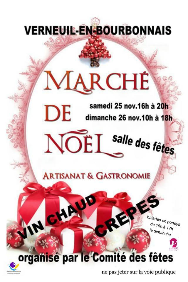1er Marché de Noel  23622410