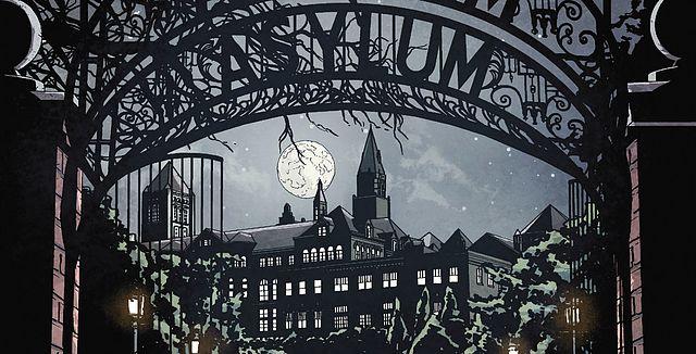 Le Noël d'Arkham  Asylum10