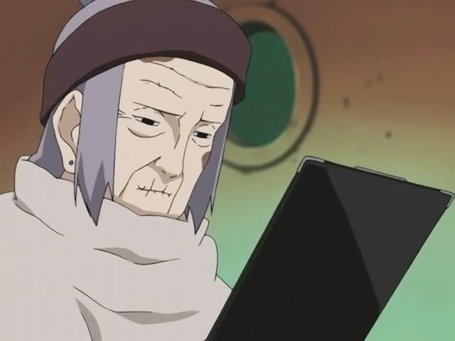 Naruto : la présentation des personnages - Page 3 Chiyo10