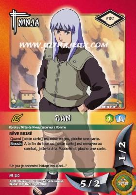 Naruto : la présentation des personnages - Page 5 Dan10