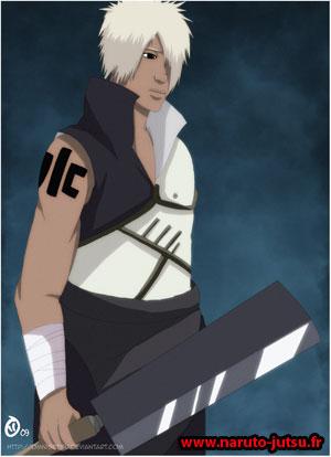Naruto : la présentation des personnages - Page 2 Darui10