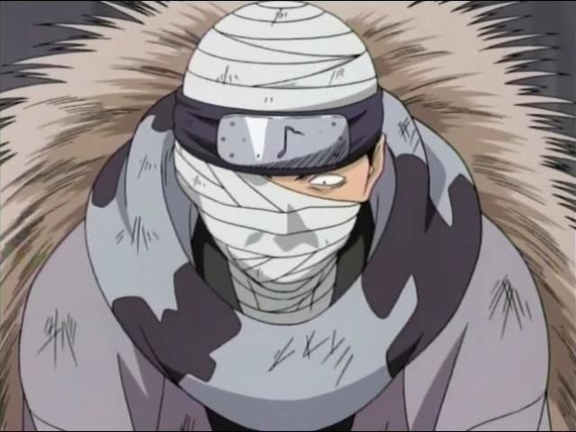 Naruto : la présentation des personnages - Page 3 Dosu_k10