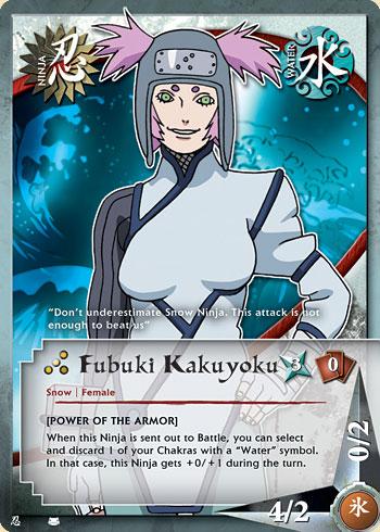 Naruto : la présentation des personnages - Page 4 Fubuki10