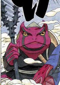 Naruto : la présentation des personnages - Page 5 Gamake10