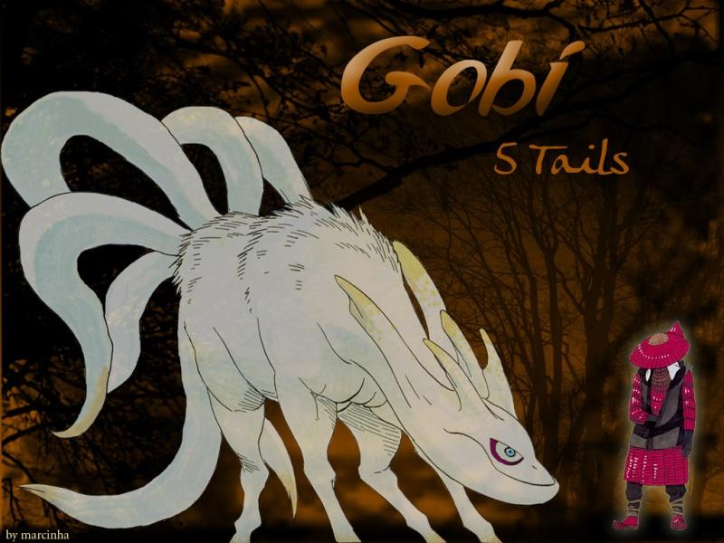 Naruto : la présentation des personnages - Page 5 Gobi11