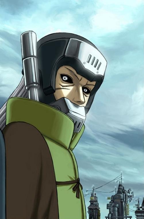 Naruto : la présentation des personnages - Page 4 Hanza10