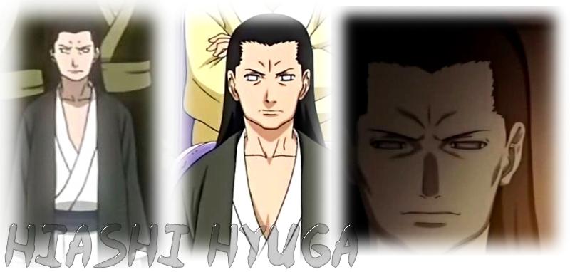 Naruto : la présentation des personnages - Page 2 Hiashi10