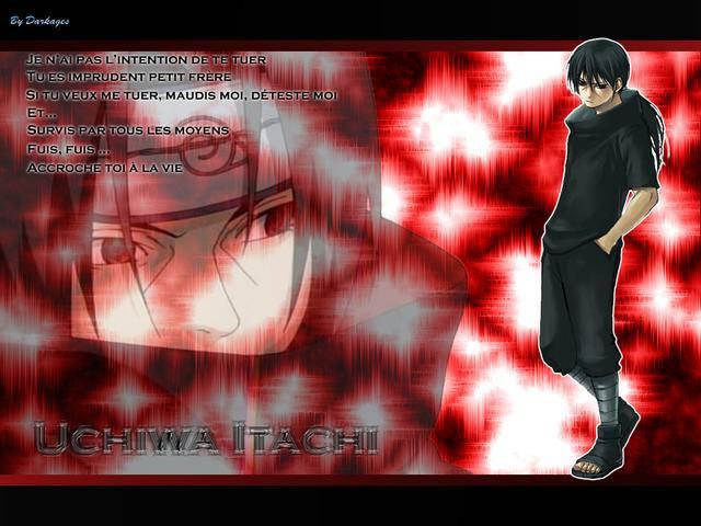 Naruto : la présentation des personnages - Page 2 Itachi10